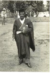 Graduation Day, Haile Selassie I University
