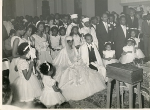 Aklilu and Salamawit's Wedding, 1960