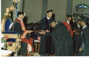 Graduation Ceremony: Haile Selassie I University, 1971