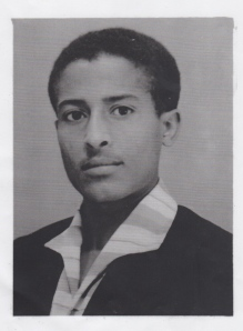 Moges at 17; ready for the matriculation exam