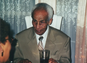 Moges' father, Ato Gebremariam Tekle-Haimanut
